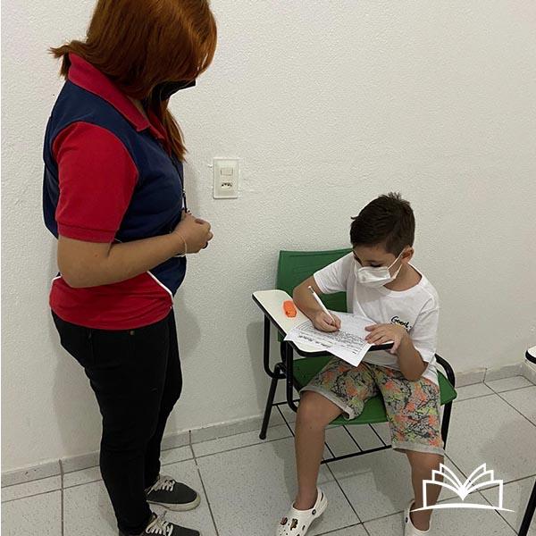 Acompanhamento Escolar em Fortaleza