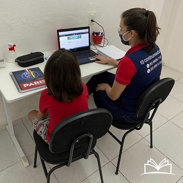 Reforço Escolar em Fortaleza